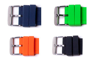 All watch loop colors. Select your color and add to your cart.  Buckle not included.