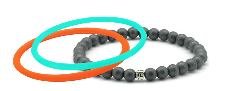 mag/fusion +Plus Turquoise Sea + Orange Crush IonThicks Great stacking pak!