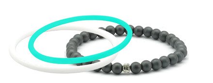 mag/fusion +Plus Turquoise Sea + White Pearl IonThicks Great stacking pak!