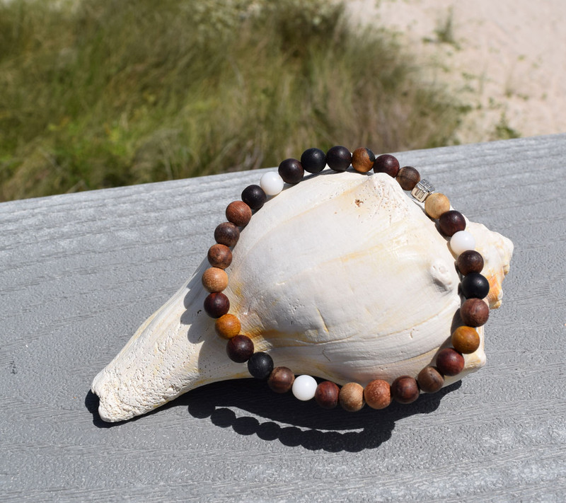 New Sandalwood water friendly bracelet.