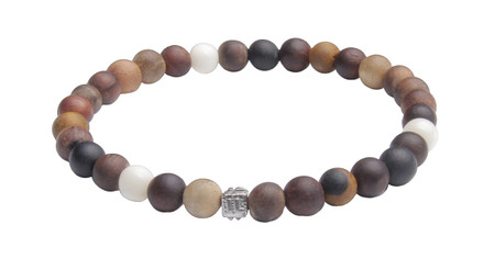 NEW Sandalwood Bead Bracelet