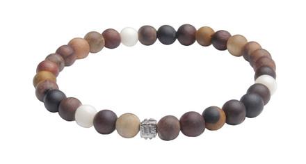 NEW Sandalwood Bead Bracelet