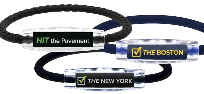 Runner's Sport Pak ( 3 Negative Ion + Magnet Bracelets)