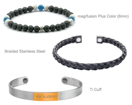 magnet bracelets