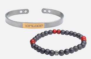 Metal Magnet Bracelet