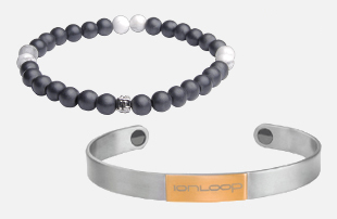 Metal Magnet Bracelets