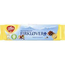 Freia Firklover Chocolate Bar