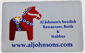 Al Johnson's Gift Card