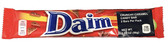 Daim 2 pack Candy Bar