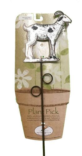 Goat Plant Pick