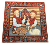 The Fattigmann Boys Tile