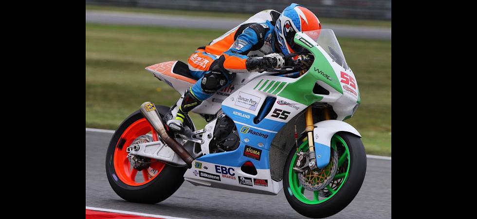Jack Scott -Harris GP2