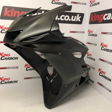 Carbon/Kevlar on all mounting points