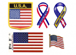 Patches, Decals, Pins & Magnets