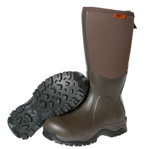 d055523b2bf26 Brush Buster Briarproof Chaps with Boots by Dan's | Jack's Hunting Co. See  1 more picture