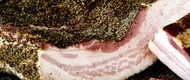 Peppered Bacon - Thick Sliced