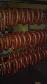 Bavarian Farm Style Ring Sausage