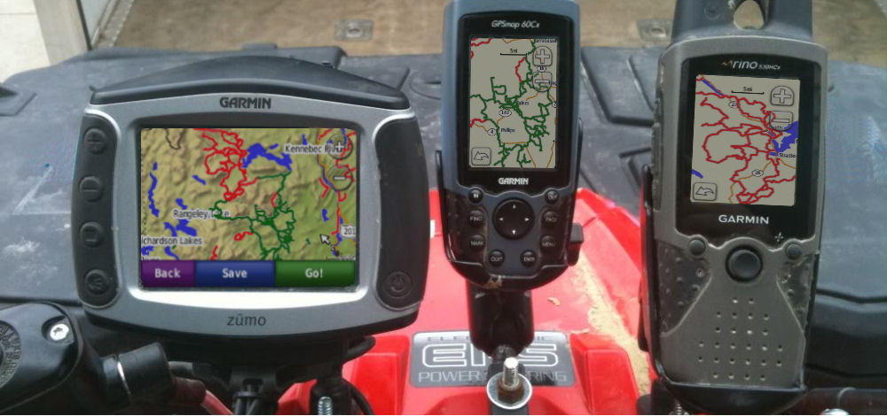 ATV GPS Systems