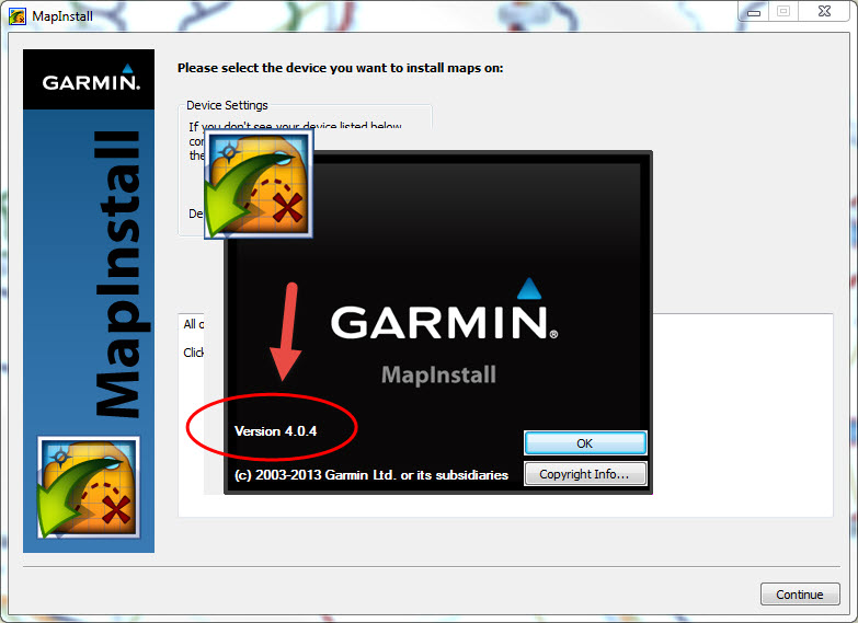 garmin-mapinstall-version