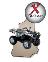 New Hampshire GPS ATV trail map for Garmin
