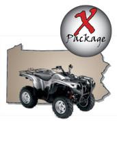 Pennsylvania ATV GPS trail map