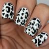 Photo credit IG @twi_star   GIRLY BITS COSMETICS Stuck On Love Leopard Nails Shields