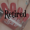 Swatch courtesy of LyLyNails   GIRLY BITS COSMETICS Little Red Toque