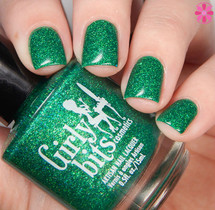 Swatch courtesy of Cosmetic Sanctuary | GIRLY BITS COSMETICS Jiminy Christmas