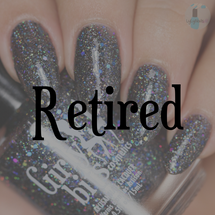 Swatch courtesy of LyLy Nails | GIRLY BITS COSMETICS Coal Dancer