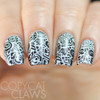 White Wedding Stamping Polish | Copycat Claws