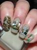 Emerald Green Stamping Polish | Canadian Nail Fanatic