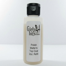 (2oz Refill) Polish Matte'rs Top Coat