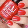Swatch courtesy of Cosmetic Sanctuary | GIRLY BITS COSMETICS Lei-zy Beach Day created with The Jedi Wife