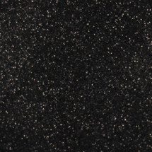 Black Glitter .008 | GIRLY BITS COSMETICS