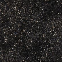 Black Glitter .015 | GIRLY BITS COSMETICS