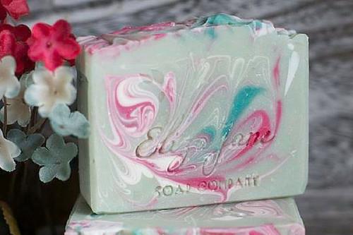 Peace Rose   Eliza Jane Soap Co. - available at Girly Bits Cosmetics www.girlybitscosmetics.com