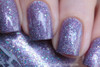 Swatch courtesy of The Polishing Life | GIRLY BITS COSMETICS Tarte au Sucre from the Sweet Nothings Collection