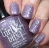 Swatch courtesy of The PolishAholic | GIRLY BITS COSMETICS Tarte au Sucre from the Sweet Nothings Collection
