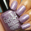Swatch courtesy of @luvlee226 | GIRLY BITS COSMETICS Tarte au Sucre from the Sweet Nothings Collection