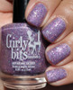 Swatch courtesy of Kellie Gonzo | GIRLY BITS COSMETICS Tarte au Sucre from the Sweet Nothings Collection
