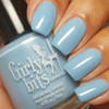 Swatch courtesy of @luvlee226 | GIRLY BITS COSMETICS Bleu de tes Yeux Sweet Nothings Collection