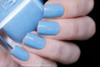 Swatch courtesy of The Polishing Life | GIRLY BITS COSMETICS Bleu de tes Yeux Sweet Nothings Collection