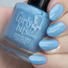 Swatch courtesy of Very Emily | GIRLY BITS COSMETICS Bleu de tes Yeux Sweet Nothings Collection