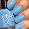 Swatch courtesy of My Nail Polish Obsession | GIRLY BITS COSMETICS Bleu de tes Yeux Sweet Nothings Collection