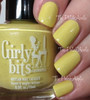 Swatch courtesy of The PolishAholic | GIRLY BITS COSMETICS Mon Petit Canard Sweet Nothings Collection