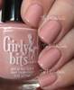 Swatch courtesy of The PolishAholic | GIRLY BITS COSMETICS Mon Chéri Sweet Nothings Collection