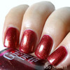 Swatch courtesy of Ida Nails It | GIRLY BITS COSMETICS Heads Will Roll from the A Little Madness Collection