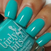 Swatch courtesy of @luvlee226 | GIRLY BITS COSMETICS Here's Lagoon Atcha (June 2016 COTM)