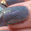 Swatch courtesy of Lavish Layerings | GIRLY BITS COSMETICS What Happens In Vegas...Ends Up On Twitter (LIMITED EDITION)