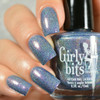 Swatch courtesy of Delishious Nails | GIRLY BITS COSMETICS What Happens In Vegas...Ends Up On Twitter (LIMITED EDITION)